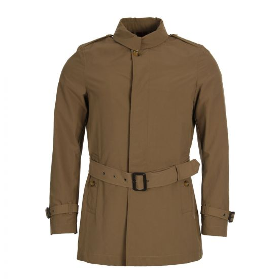 Baracuta Winster Trench Coat BRCPS0191-BCCL2-710 in Beige