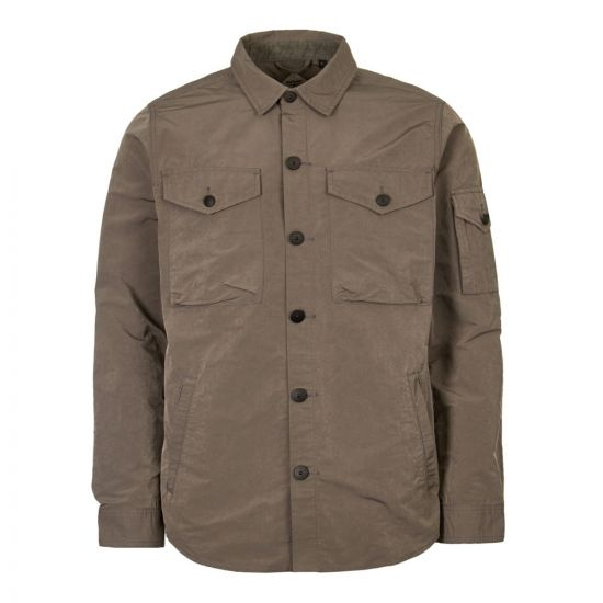 Barbour Beacon Overshirt Askern MOS0036 GY51 Smoke Grey