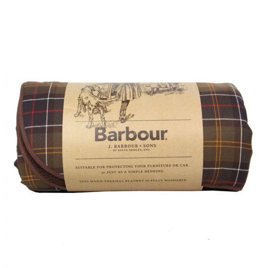 Barbour Dog Blanket in Large