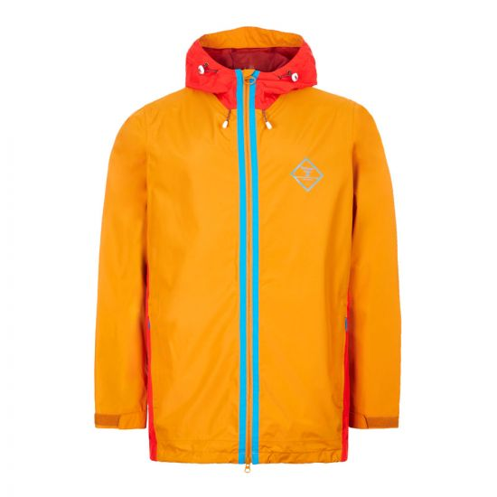 Barbour Beacon Jacket Earl – Orange / Red 21036CP 0
