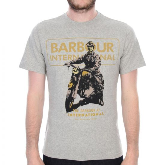 International Archive T-Shirt - Grey