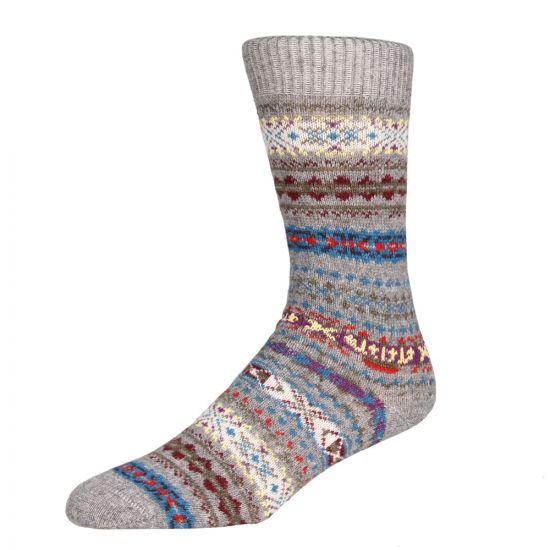 Barbour Socks Grey Boyd MSO0062