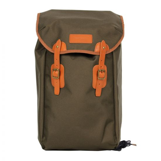Barbour Lachie Backpack in Olive