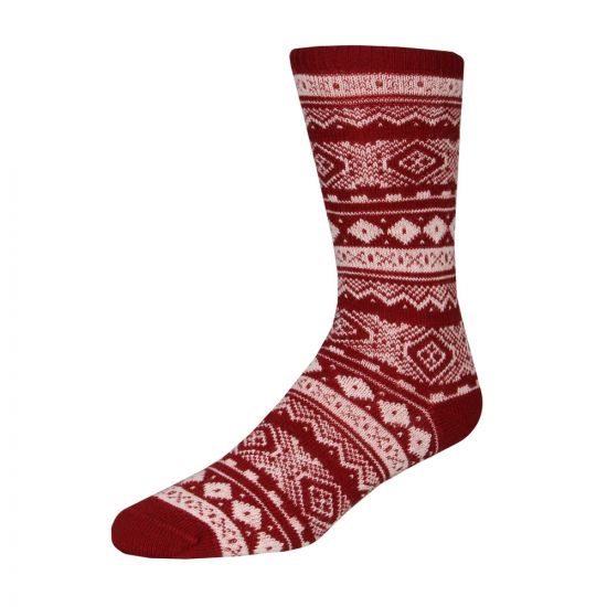 Barbour Socks Red MSO0126RE-91