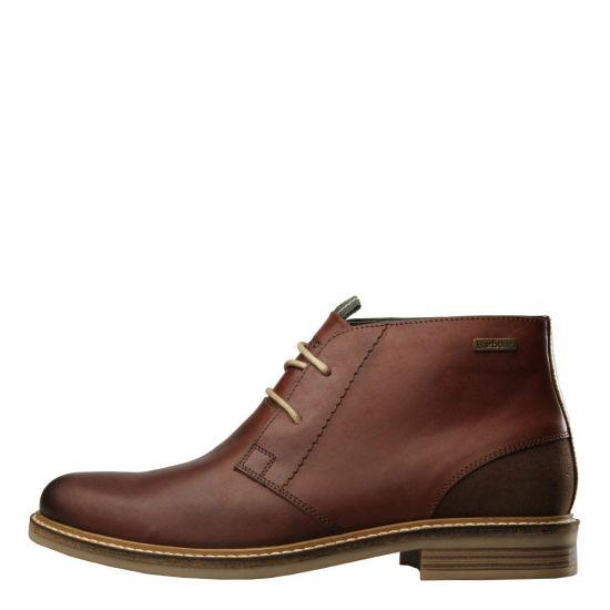 Barbour Boots Readhead MFO0138TA72 Dark Brown