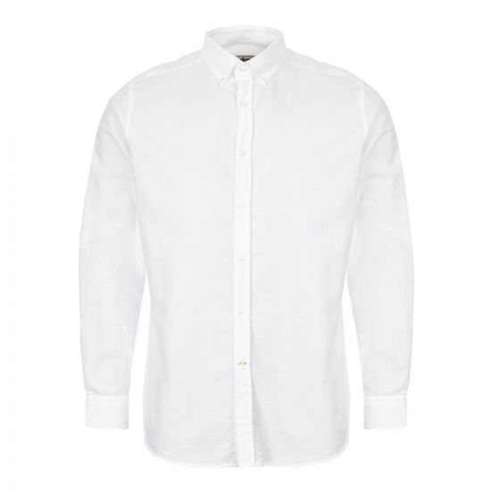 Barbour Shirt Oxford | MSH4483 WH11 White
