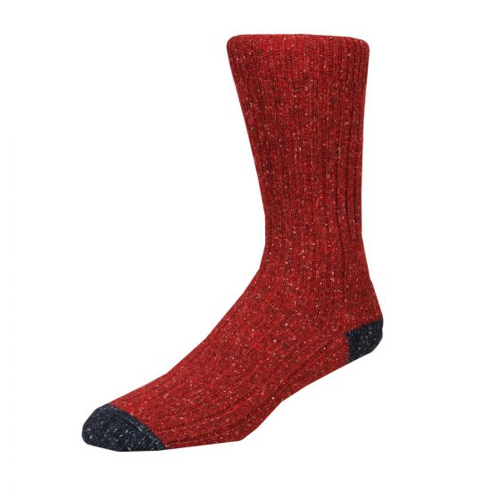 barbour houghton sock MSO0091RE75 red