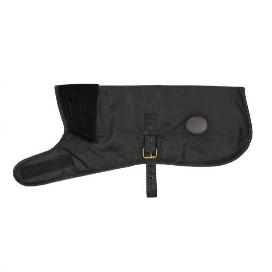 barbour dog coat black wax black DCO0003BK71