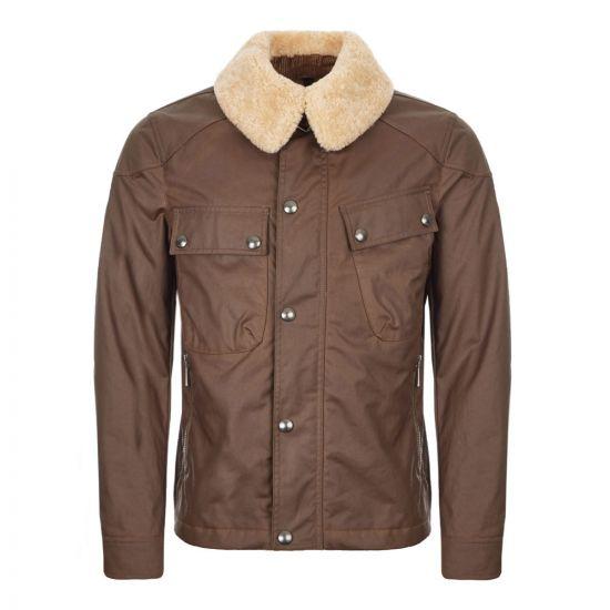 Belstaff Patrol Jacket 71020754 C61N0124 20029 Winsdor Moss