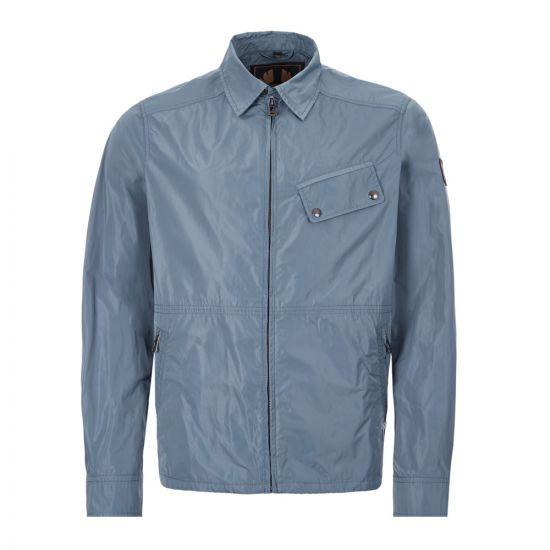 Belstaff Jacket – Racing Blue 21385CP -1
