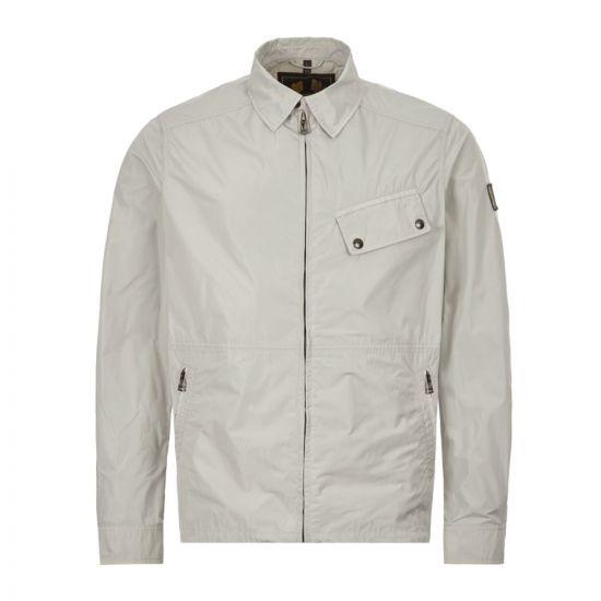 Belstaff Jacket Camber - Silver Grey 22197CP -1