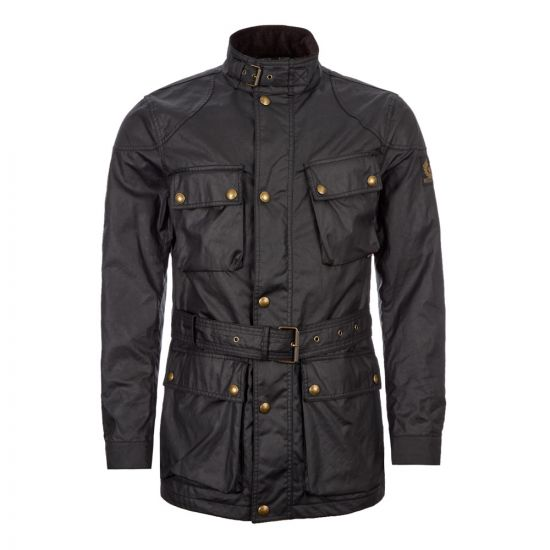 Belstaff Trialmaster Jacket - Black  21615CP 0