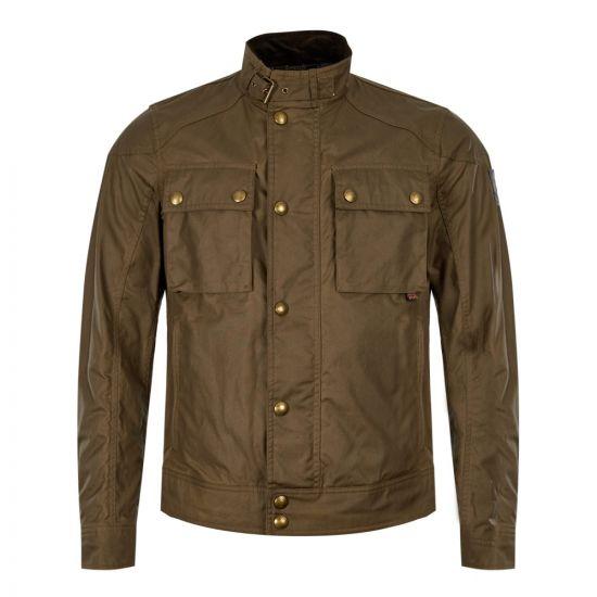 Belstaff Racemaster Jacket | 71020785 C61N0158 20034 Caper | Aphrodite1994