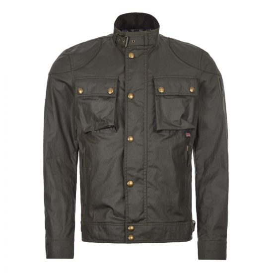 Belstaff Jacket Racemaster - Faded Olive 22165CP -1