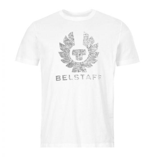 Belstaff T-Shirt Coteland – White 21376CP -1