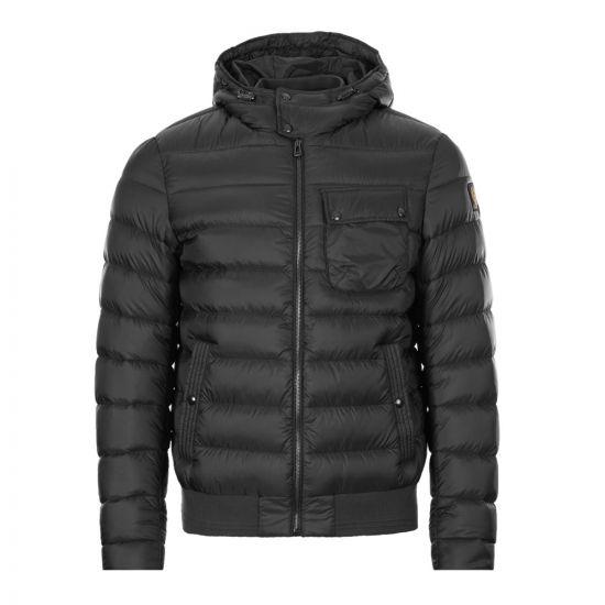 Belstaff Jacket Streamline   71020771 C50N0366 90000 Black