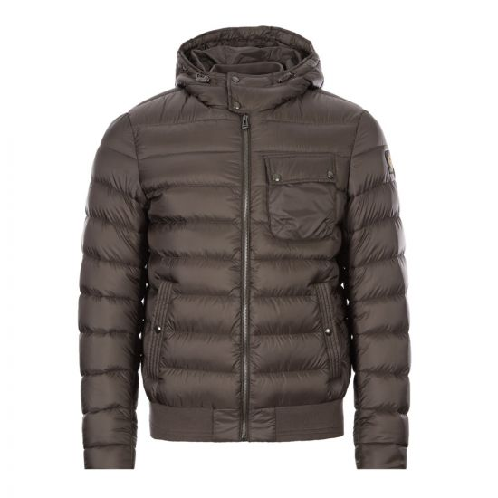 Belstaff Jacket Streamline | 71020771 C50N0366 60017 Mahogany / Brown