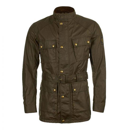 Belstaff Trialmaster Jacket 71050460 C61N0158 20015 Faded Olive