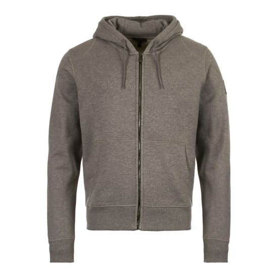 Belstaff Hoody Wentworth 71130384 J61A0066 90004 In Grey