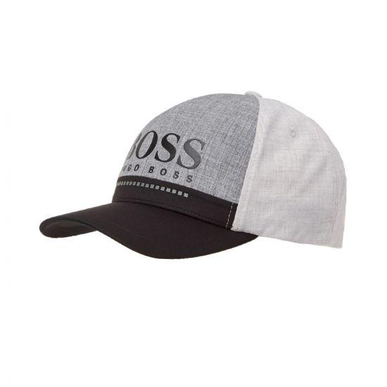 BOSS Cap 50402452 057 Grey