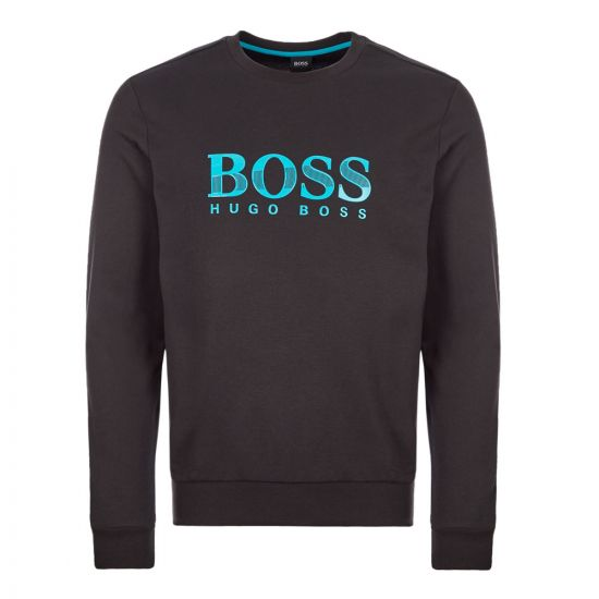 BOSS Tracksuit Sweatshirt | 50414670 001 Black