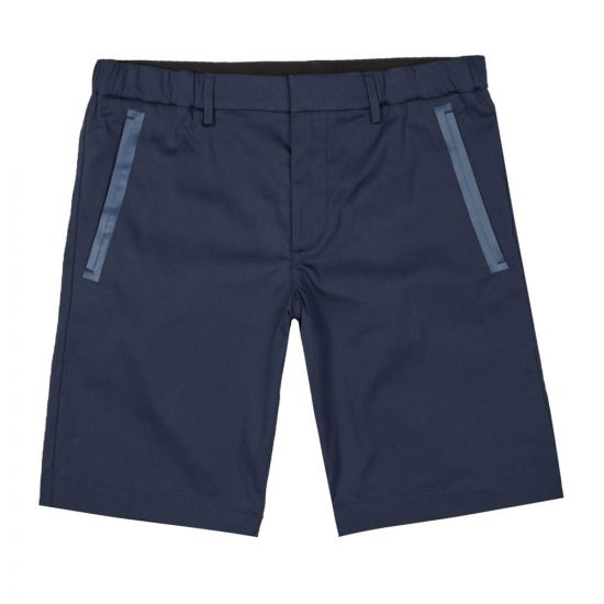 boss athleisure shorts liem4 10 50423114 410 navy