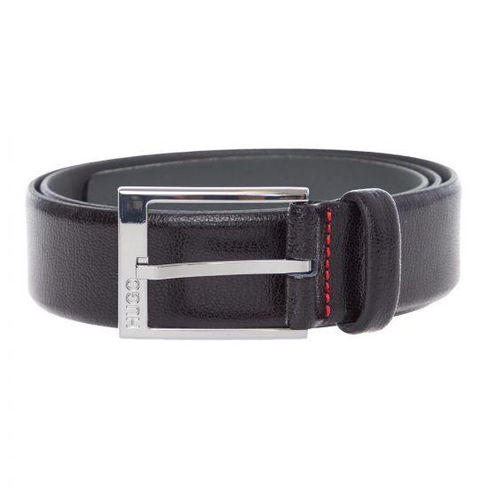 BOSS Belt Gellot 50385627 001 Black