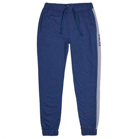 boss bodywear joggers 50403472 438 blue