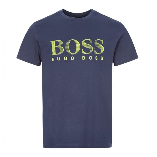 BOSS Bodywear T-Shirt RN | 5047774 414 Navy