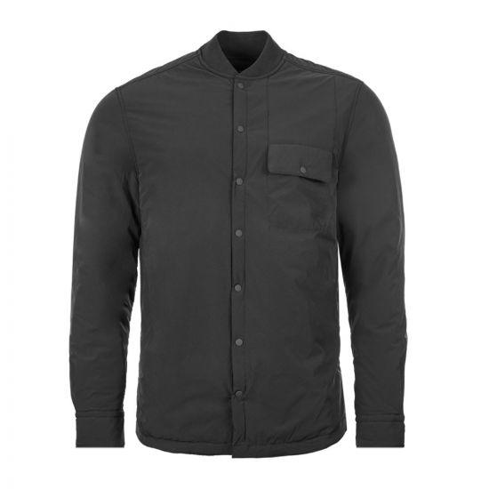 boss athleisure jacket bonne x 50421347 001 black