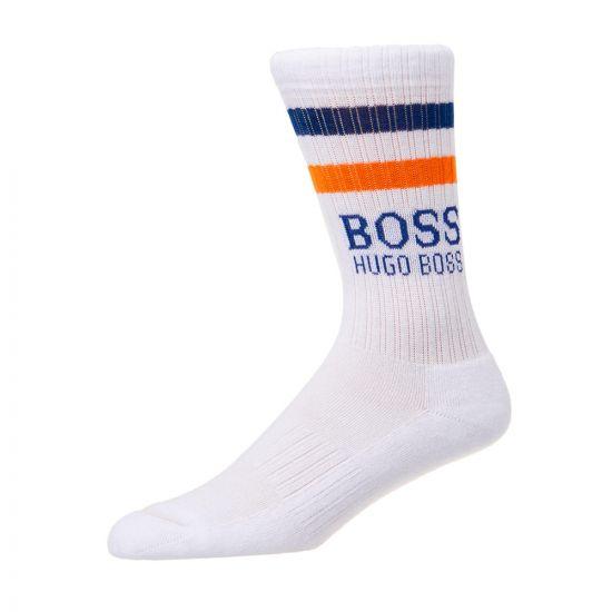 BOSS Socks | 50403832 100 White