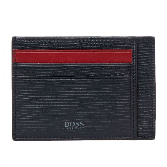 BOSS Card Holder Cosmopole | 50421249 411 Navy