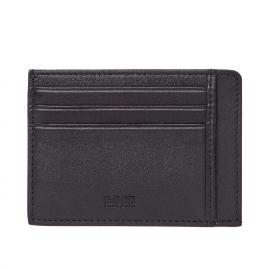 BOSS Card Holder 50413958 001 Black