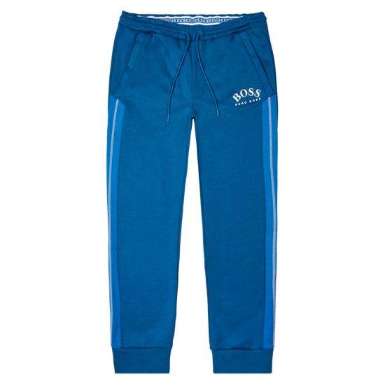 BOSS Athleisure Jogger Hadiko - Blue 21659CP -1
