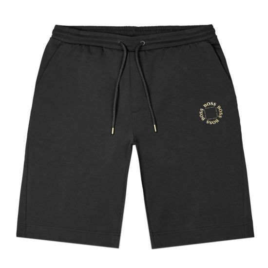 BOSS BOSS Athleisure Shorts Halboa - Charcoal 21668CP -1