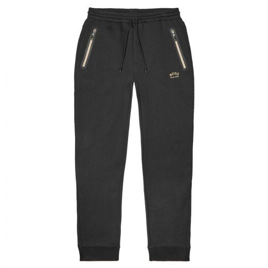 BOSS Athleisure Sweatpants Halboa 50413136 006 Black