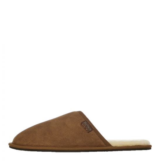 Boss Home Slippers   50420914 211 Brown