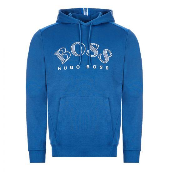 BOSS Athleisure Hoodie Soody - Blue  21803CP 0