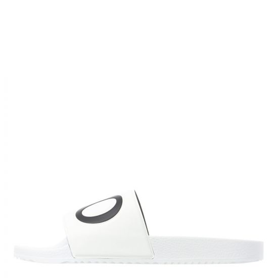 boss athleisure sliders timeout 50411426 100 white