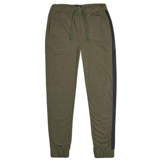 BOSS Bodywear Joggers 50403472 304 Green