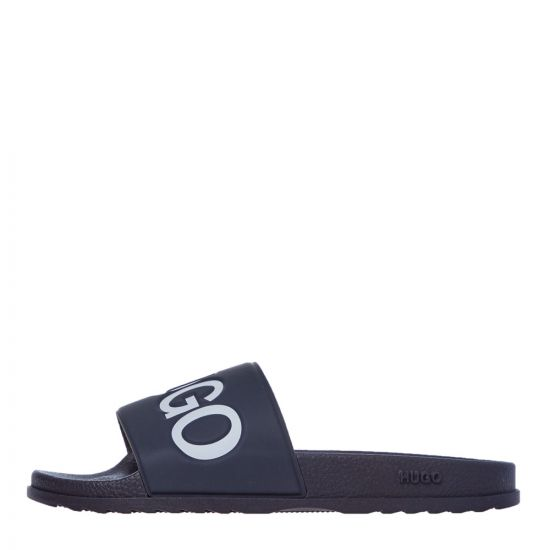 BOSS Bodywear Sliders Hugo - Dark Blue 21769CP -1