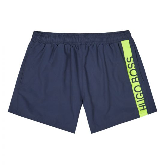 BOSS Bodywear Swim Shorts Dolphin | 50407595 415 Navy