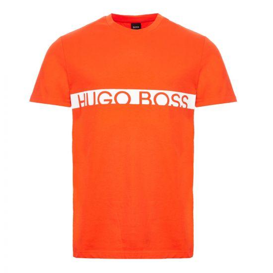 BOSS T-Shirt - Orange 21646CP 0