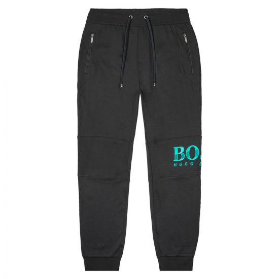 Boss Bodywear Track Pants | 50414654|001 Black | Aphrodite Clothing