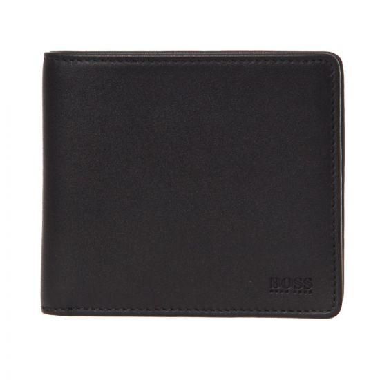 BOSS Wallet 50397485 001 in Black