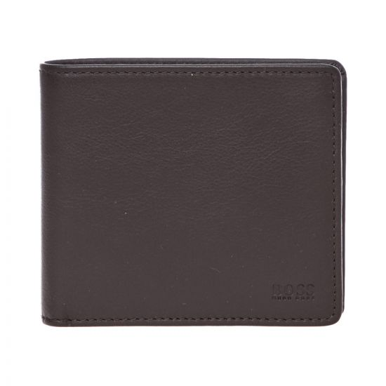 BOSS Coin Wallet 50397485 201 Dark Brown