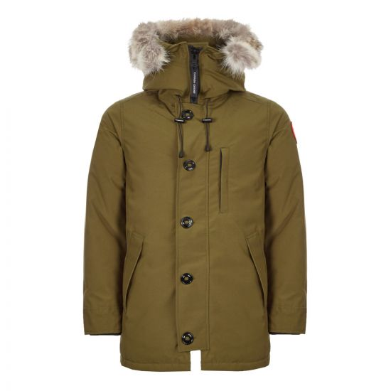 Canada Goose Chateau Jacket 3426MA|49 In Military Green At Aphrodite Clothing