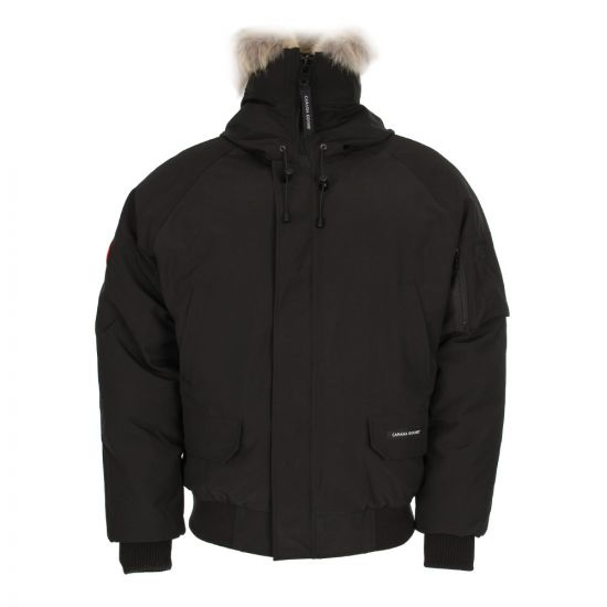 Canada Goose Chilliwack Bomber 7950MR61 Black