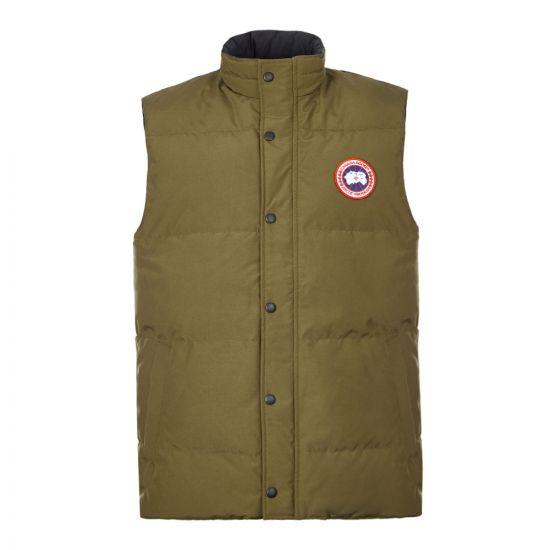Canada Goose Vest | 4151M 49 Military Green