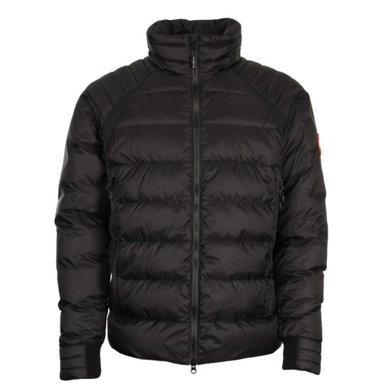canada goose hybridge base jacket 2729M 61 black